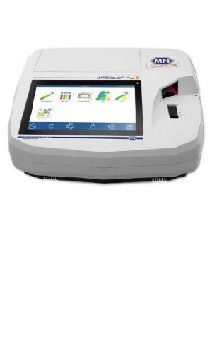 Spojení špičkového profesionálního přístroje a uživatelského rozhraní používaného u chytrých telefonů a tabletů. Díky integrovaným funkcím měření barvy a zákalu stejně tak jako integraci měření všech nabízených tesůNanoColor®může být přístroj použit pro kontrolu vmnoha oblastech vodního hospodářství.